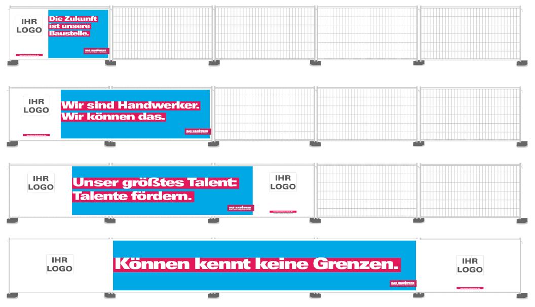 Visualisierung-Handwerksbanner-Formate
